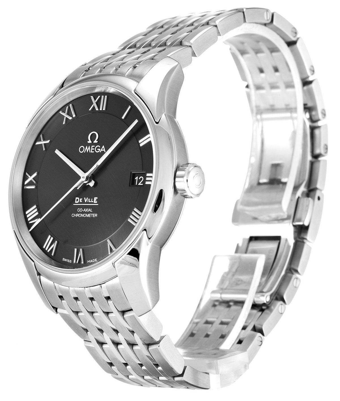Omega De Ville Co-Axial 431.10.41.21.01.001 Steel Mens Automatic Watch