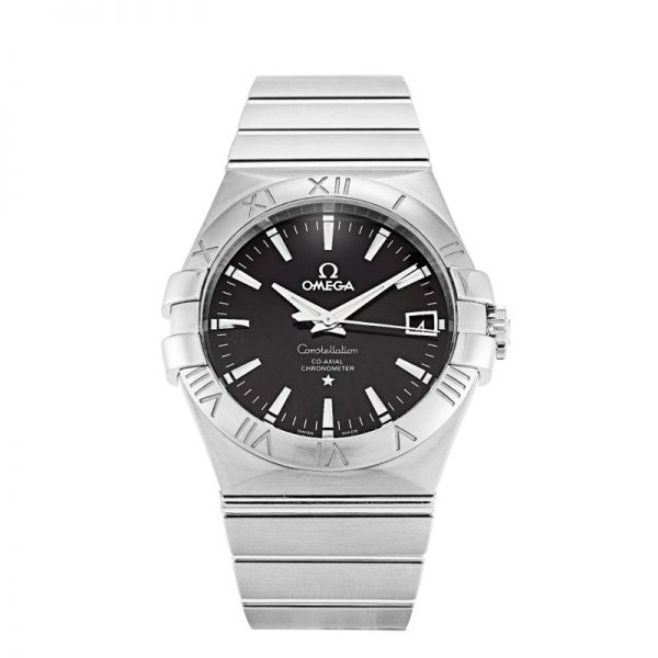 Omega Constellation 123.10.35.20.01.001 Mens Steel Automatic Watch